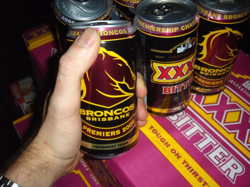 Broncos's Premiership edition XXXX